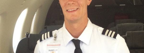 New Airline Transport Pilot – Tuomas Kettunen
