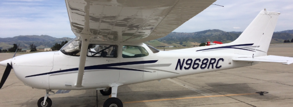 Cessna Restoration – The New N968RC