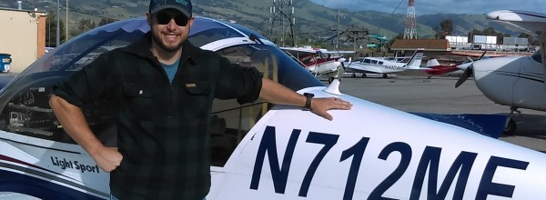 New Sport Pilot – Jeff Fortner