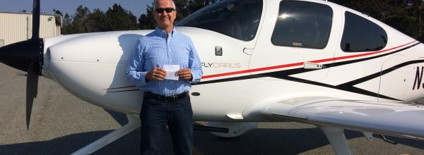 New Private Pilot – Dan Schmidt