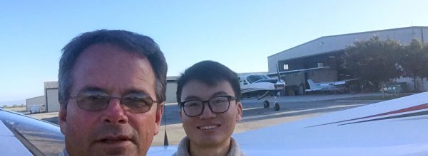 New Private Pilot – Yi Shi