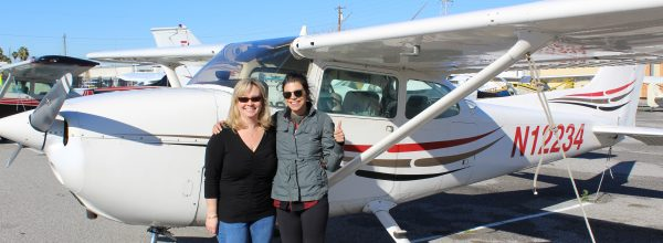 New Private Pilot – Mary McEnroe