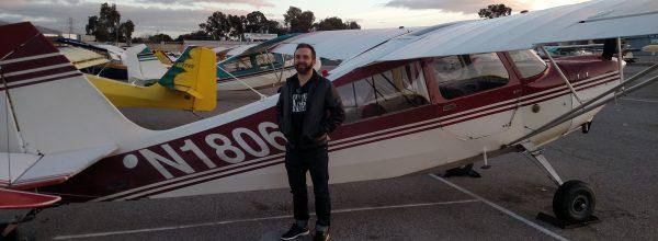 First Solo Flight – Jason Gordon