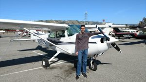 Cessna, C172, checkride