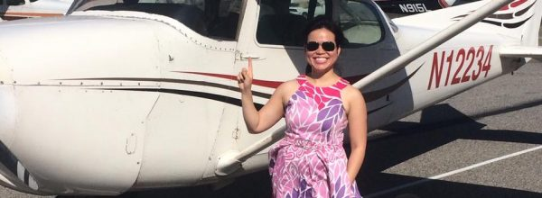 First Solo Flight – Thao Do