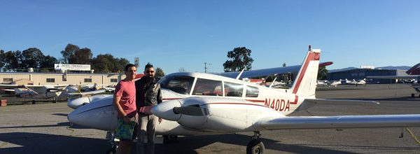 New Multi-Engine Pilot – Brian Hendrix