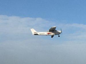 Cessna, 172, flight