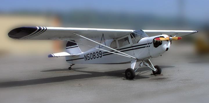 Taylorcraft L-2 N50839