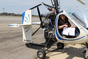 Certified Gyro Pilot and Instructor!
