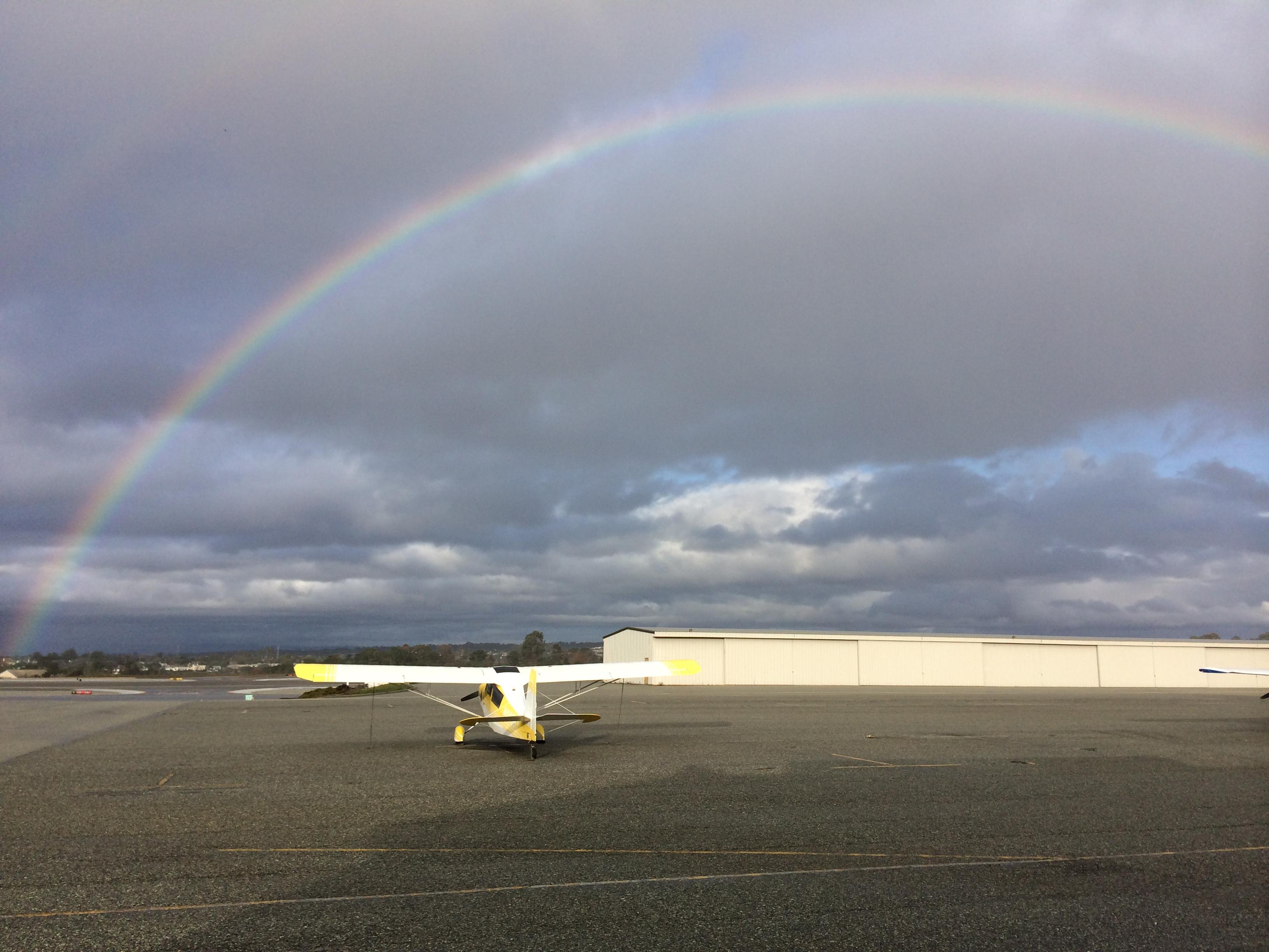 Monterey rainbow