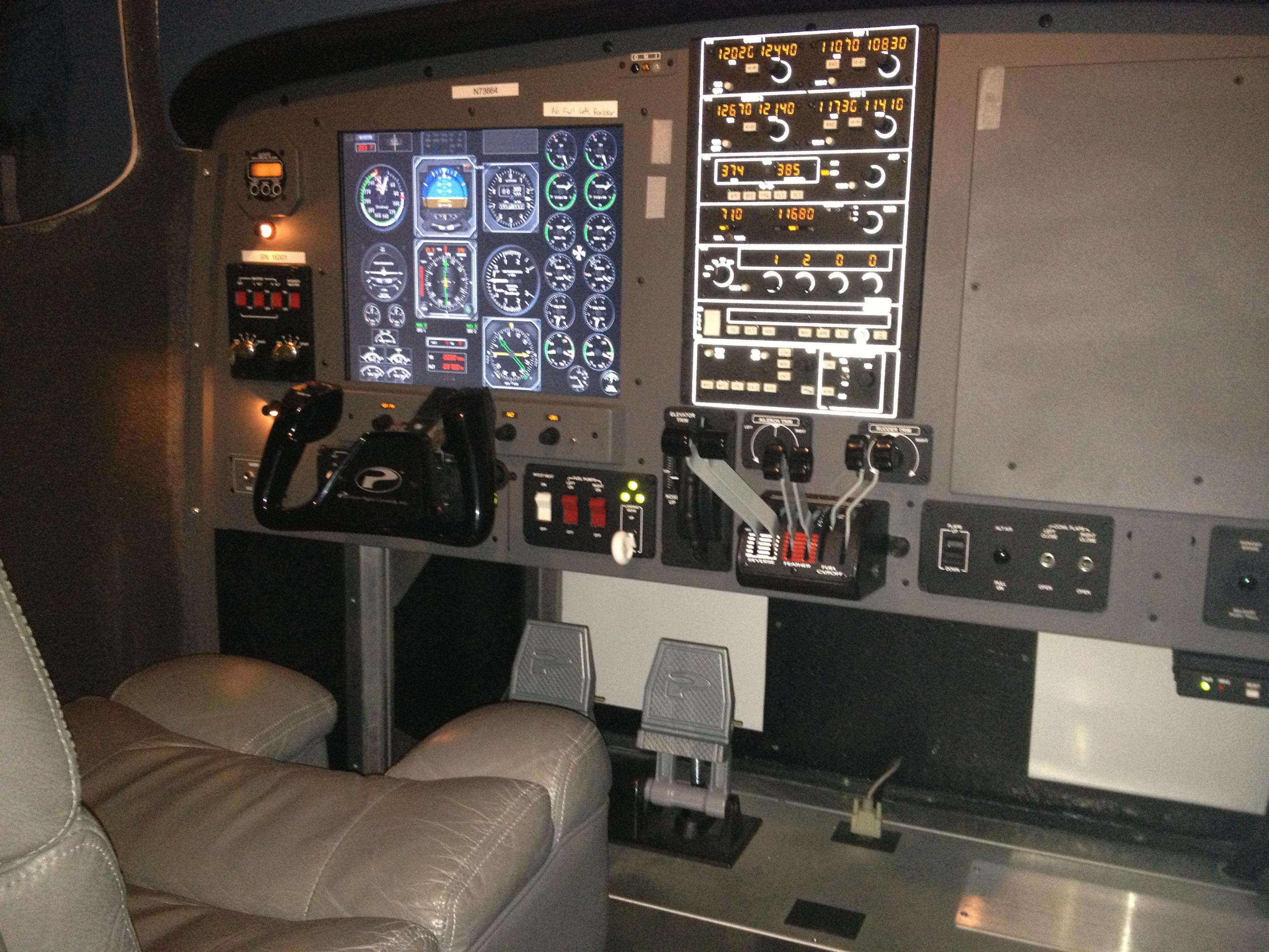Aerodynamic Aviation » Instrument Rating