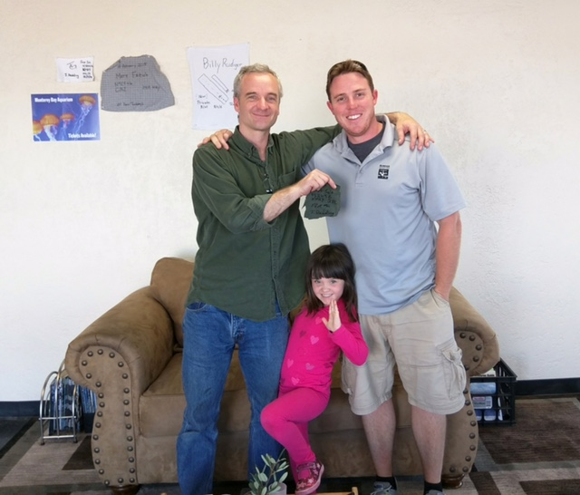 Soloed Paul Cain with CFI Jaime Redding and