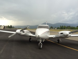Twin Comanche in Colville, Washington