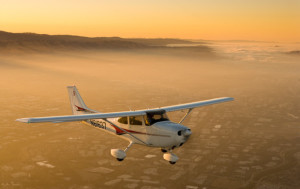 California, flight training, ATP