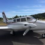 California, Flight Training, Multi-engine, Twin Comanche, multi training