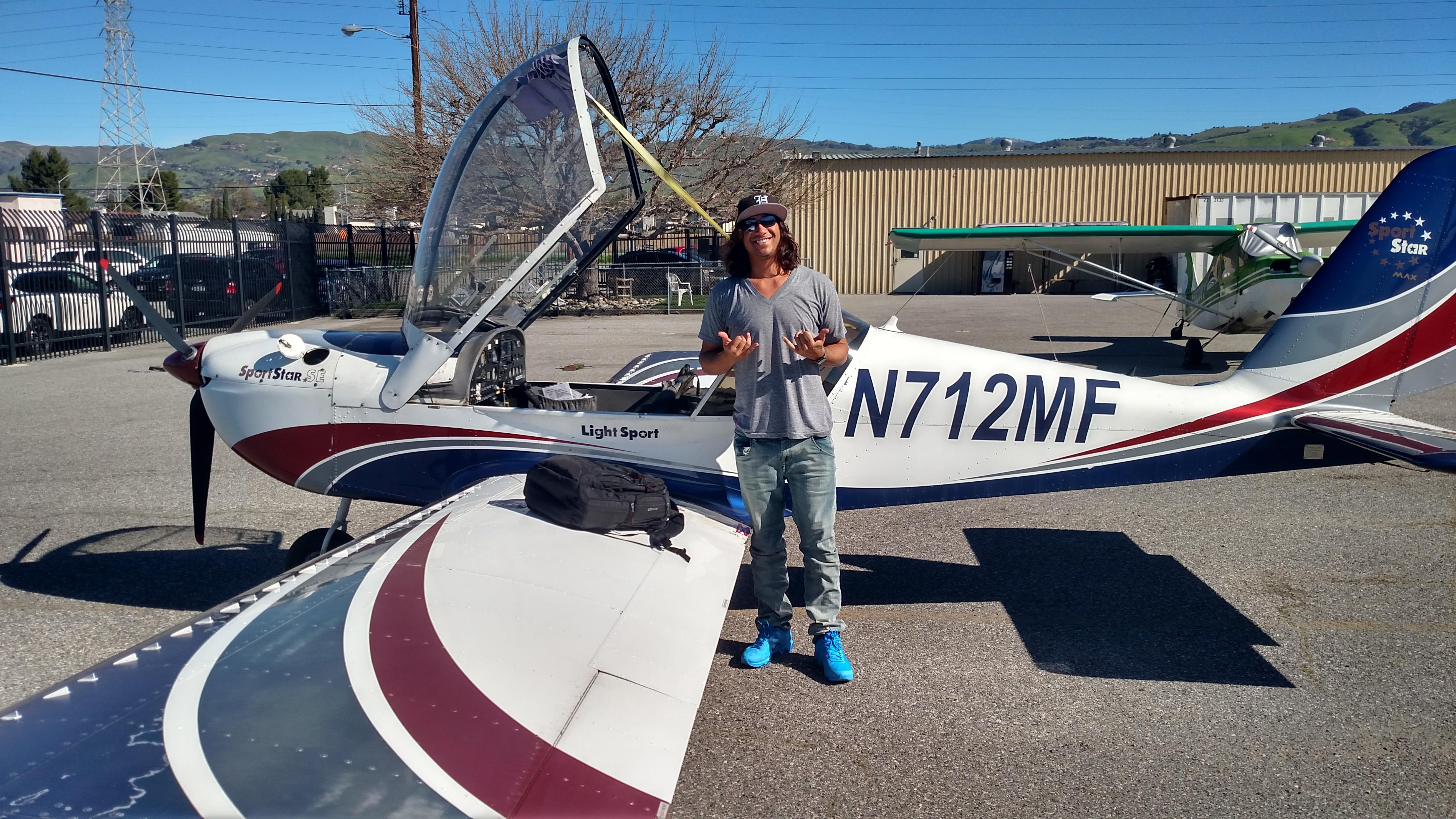 sport pilot, UAV, lsa, light sport, sportstar