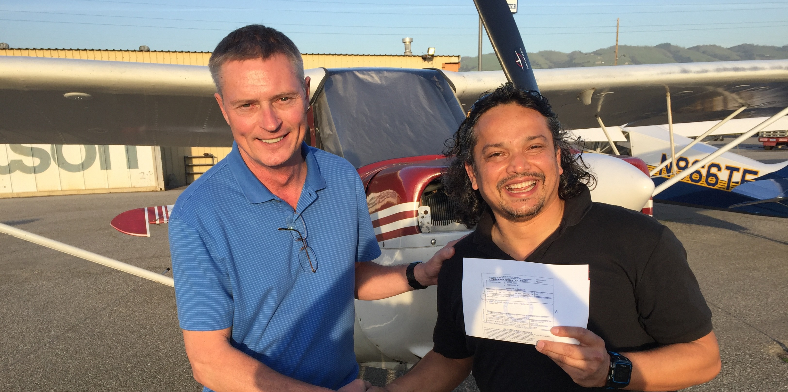 Private Pilot, Tailwheel, Citabria