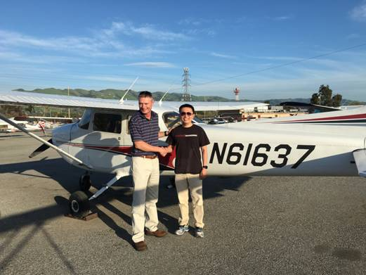 Private Pilot, checkride, cessna 172