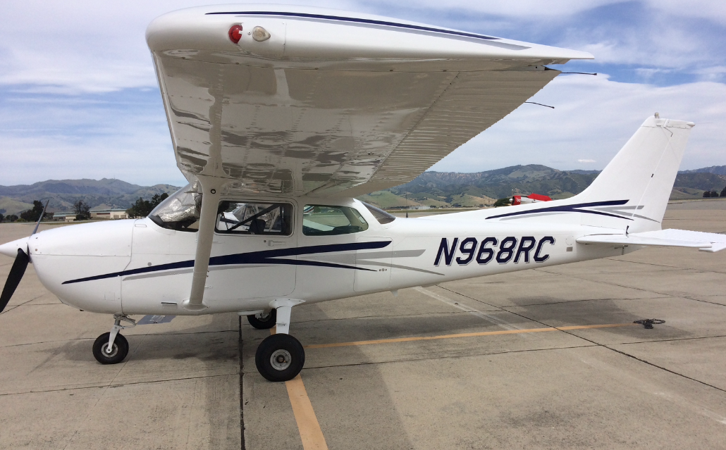 private pilot license, Cessna 172, Cessna 172P, C172, C172P