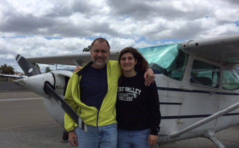 father daughter pilots