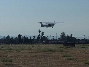 Cessna, 172, solo