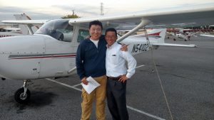 private pilot checkride, krhv