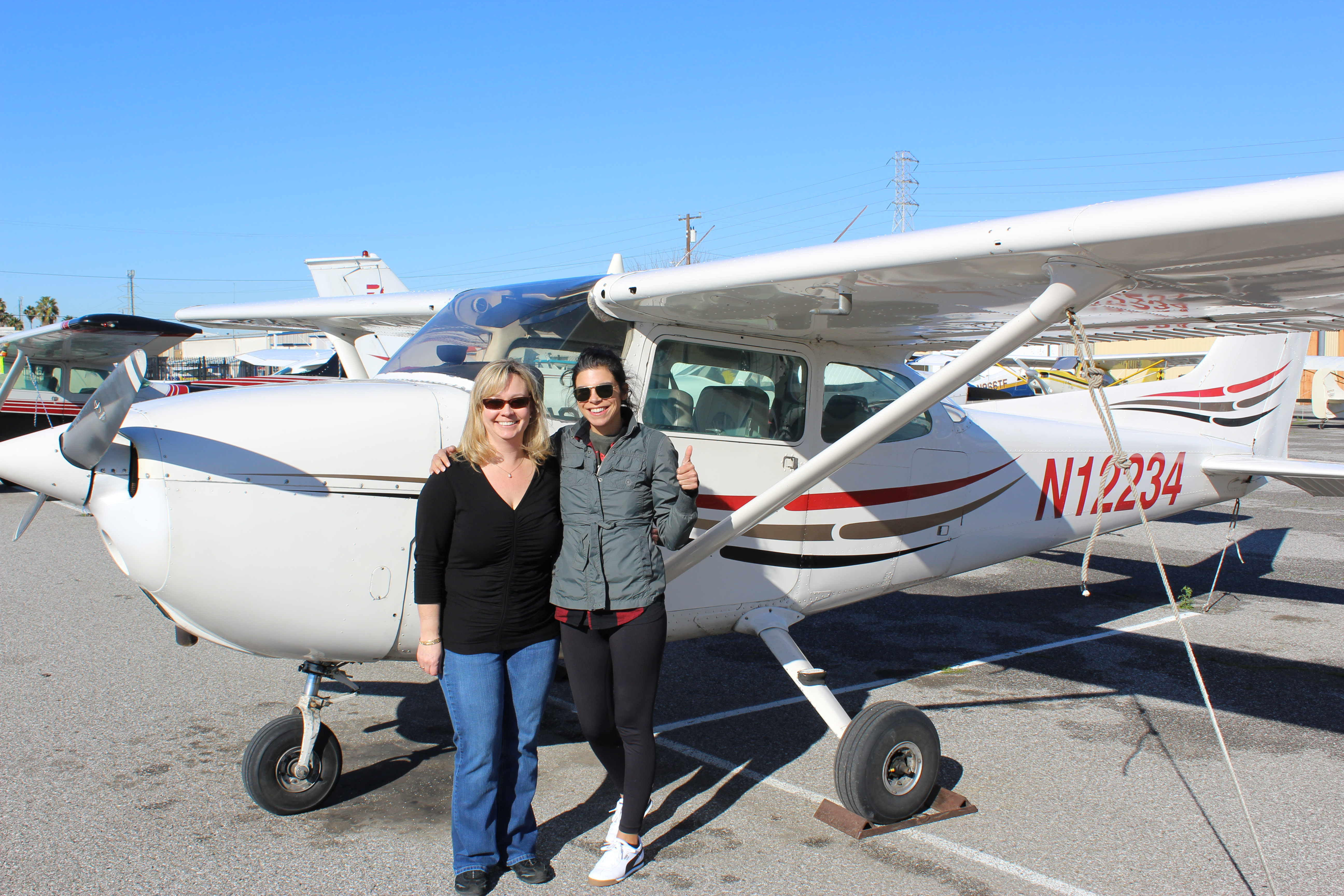 Cessna, California, Private Pilot, check ride