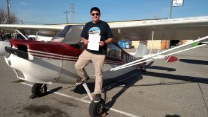 Citabria, 7ECA, tailwheel, private pilot