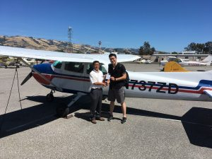 checkride, cessna, private pilot