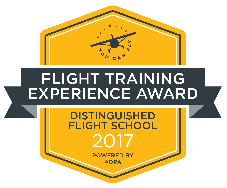AOPA, flight training, award