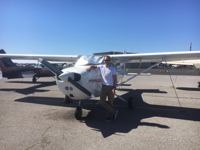 solo, pilot, student, ca