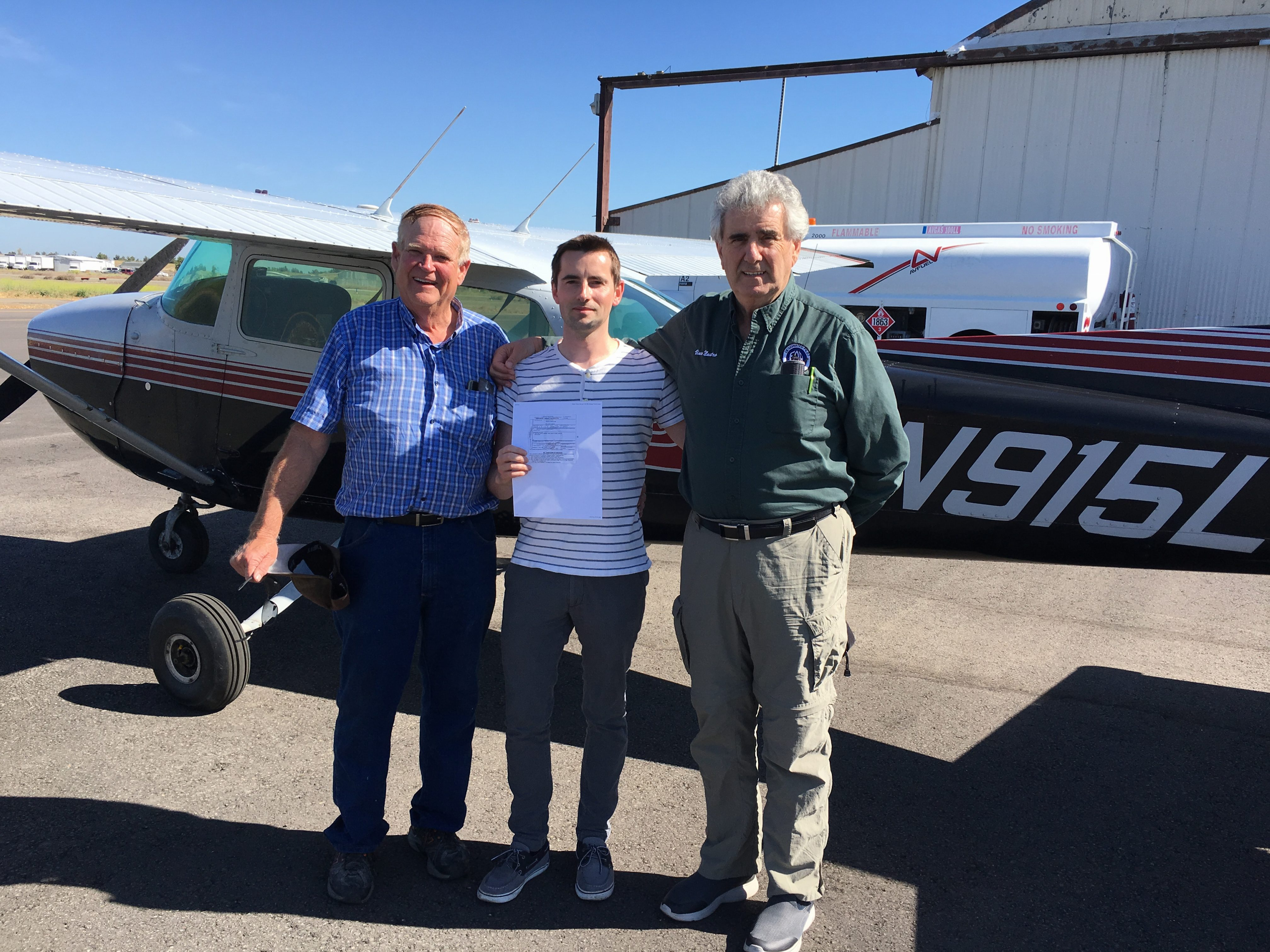pilot, checkride, cessna