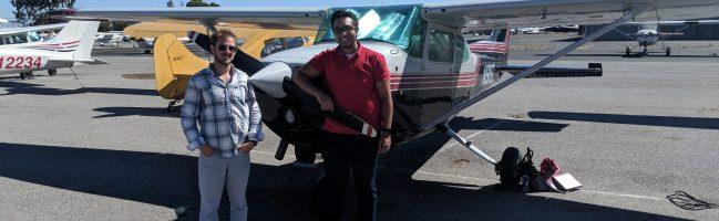 solo, pilot, N915L