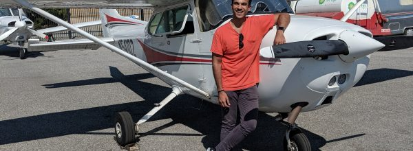 First Solo Flight – Varun Kukreja