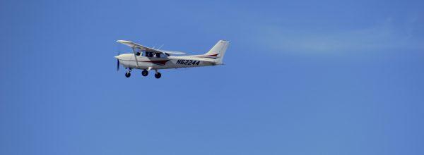 Three teenage pilots take to the sky!