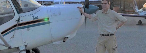 First Solo Flight – Randy Rerucha