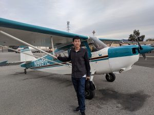 Citabria, 7ECA, first solo, flight training