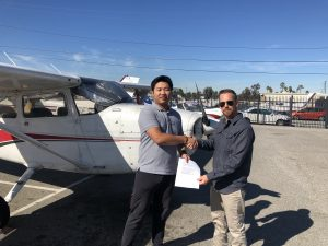 pilot, flight training, cessna, california