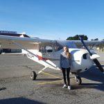Cessna, Monterey, flight training