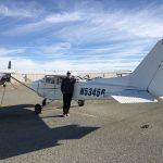 Pilot, Monterey, flight training