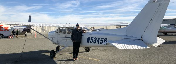 New Private Pilot – Bentley Mundle