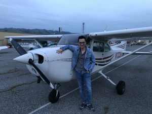 C172, flight training, pilot