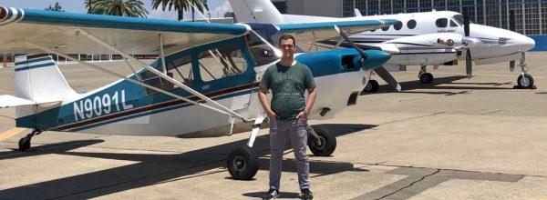 New Private Pilot – Adam Jansen