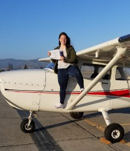 private pilot, flight training, Monterey