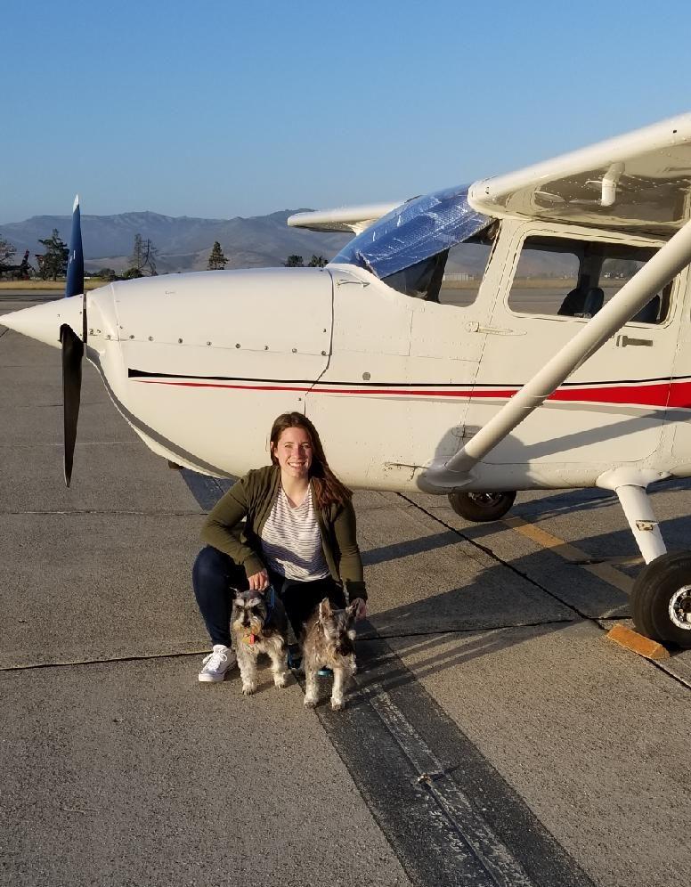checkride, kmry, pilot