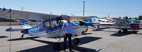 First Solo Flight – Joshua Shinavier