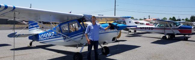 solo, flight, pilot