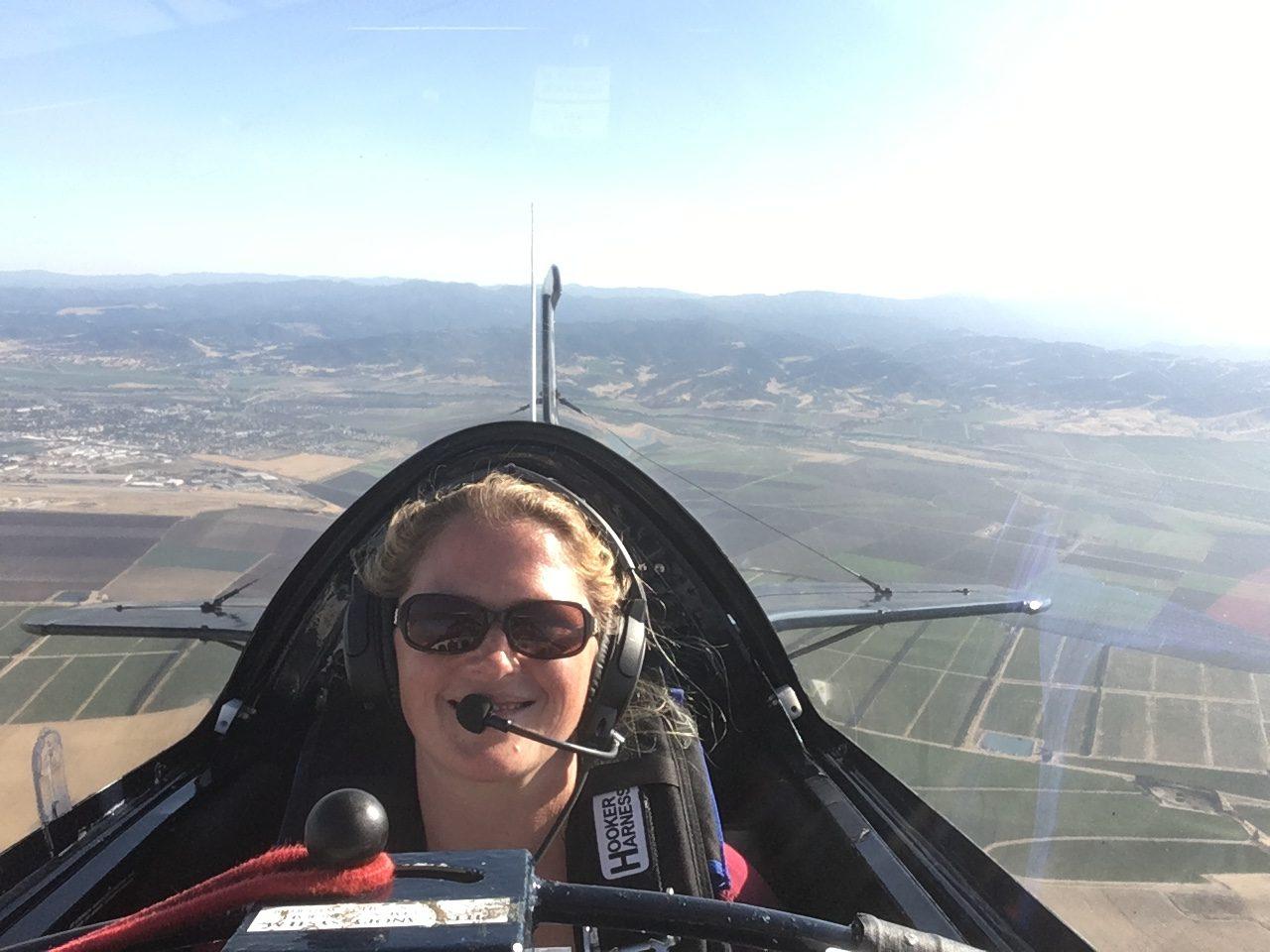 Pitts, aerobatics, jen watson