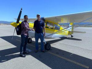 N11681, pilot, citabria, tailwheel
