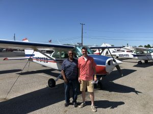 checkride, Cessna, pilot